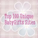 The Top 100 Unique Baby Gifts Sites